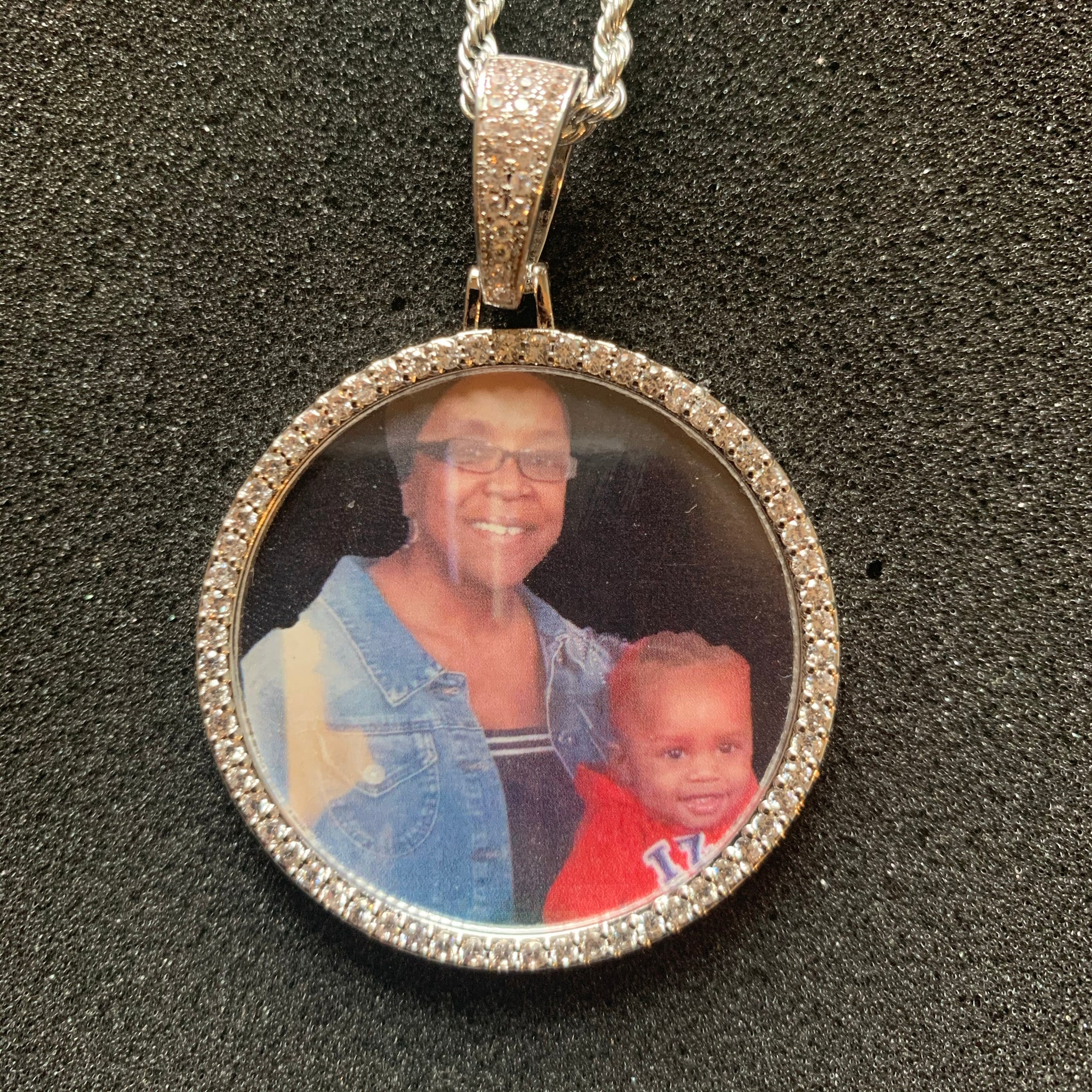 Large size Picture Necklace