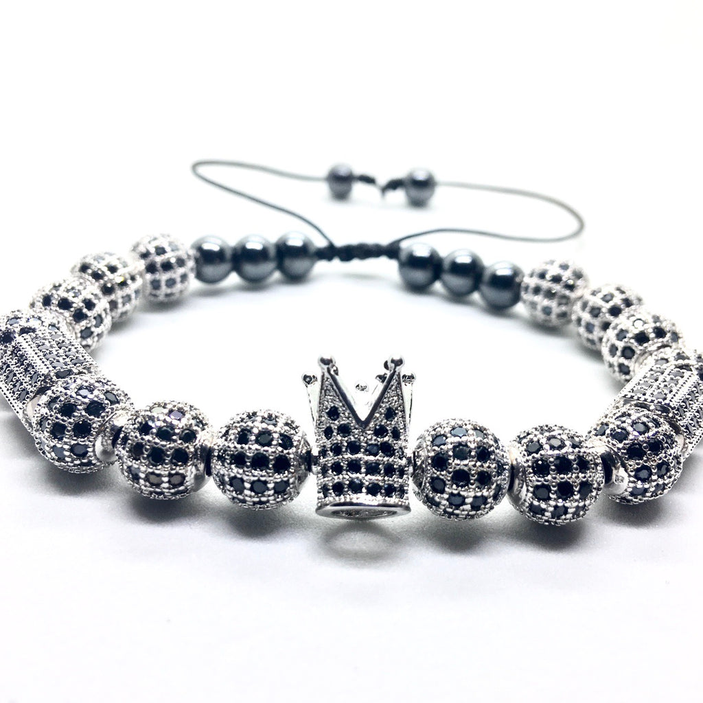 King Crown Special Black on Silver