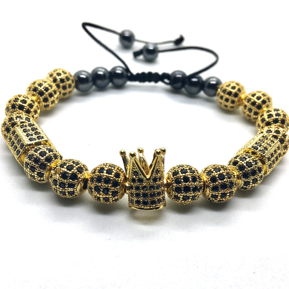 King Crown Special Black on Gold