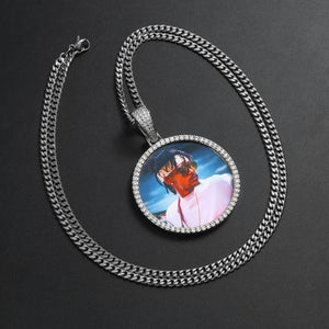 Small Picture Necklace