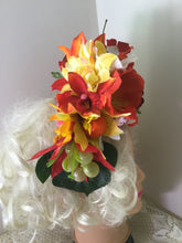 Load image into Gallery viewer, TANYA - tropical cluster  headband / flowercrown - fruit