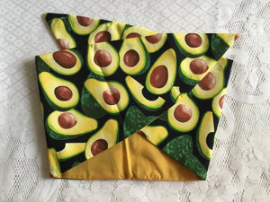 AVOCADO 🥑 - vintage inspired do-rags
