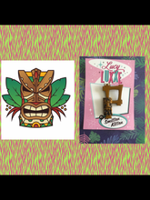 Load image into Gallery viewer, P - TIKI initial brooch exclusive design