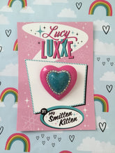Load image into Gallery viewer, SWEETHEART Be mine - brooch - various colours