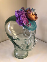 Load image into Gallery viewer, MILLY - vintage inspired mini fascinator