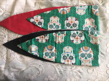 Load image into Gallery viewer, Sugar skull - Vintage inspired do-rags