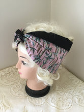 Load image into Gallery viewer, Bamboo print - vintage inspired do-rags