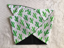 Load image into Gallery viewer, GREEN CACTUS 🌵 - vintage inspired do-rags
