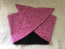 Load image into Gallery viewer, Pink leopard - vintage inspired do-rag