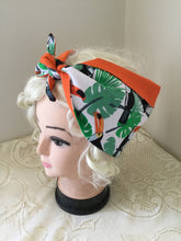 Load image into Gallery viewer, TOUCAN - vintage inspired do-rag