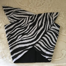 Load image into Gallery viewer, Zebra - vintage inspired do-rags