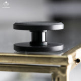 22 MM - MATTE BLACK SS CUPOLA - RETENTION