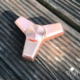 FOXY C3 COPPER Fidget Spinner-Metal Spinners
