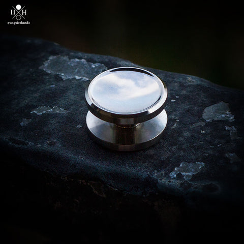 22 MM - SS - POLISHED CUPOLA - RETENTION