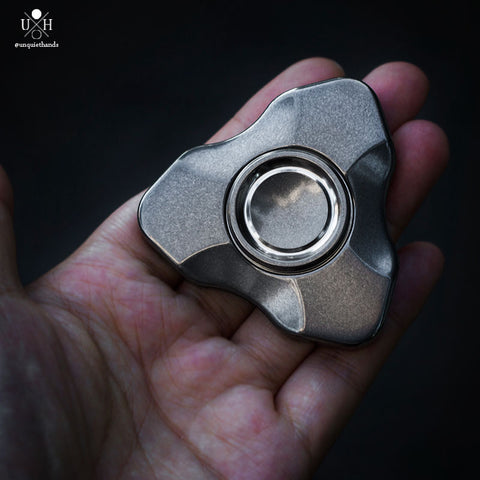 XL ATRIUM - TI - POLISHED STONEWASHED - SLOTLESS