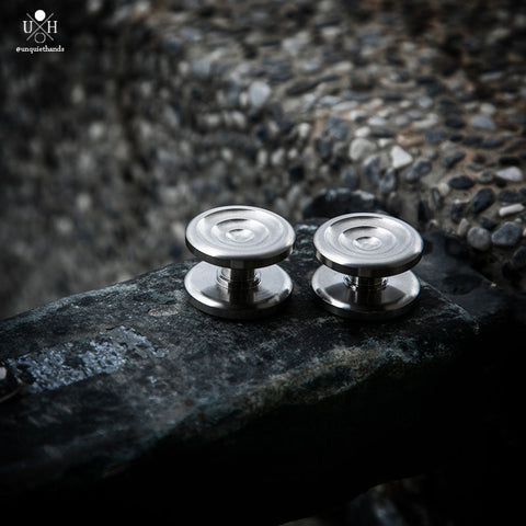 20 MM - SS COLLIDER BUTTONS - LOW PROFILE