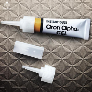 ARON ALPHA GEL - JAPANESE ADHESIVE / GLUE FOR BEARING INSTALLATION