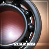 GOFAST - 10 Si3N4 BALLS - SS CAGE - HC - R188