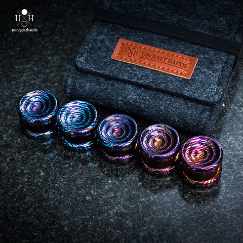 MOKUTI COLLIDER - 22 MM - RETENTION & PRESSFIT
