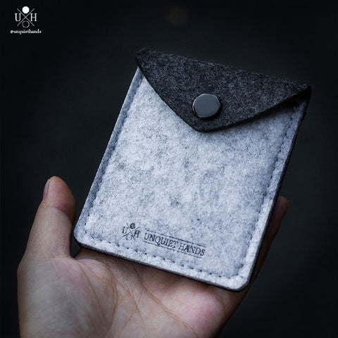 PANDA POCKET POUCH - EDC & STORAGE - UQH DESIGN