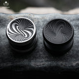 22 MM - SS VERTIGO BUTTONS - HIGH PROFILE