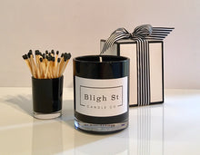 Green Tea & Lemongrass Candle - Oxford Black