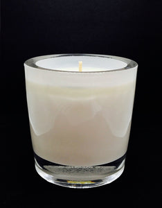 Green Tea & Lemongrass Candle Velino White