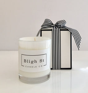 Thyme & Olive Leaf Candle - Oxford White