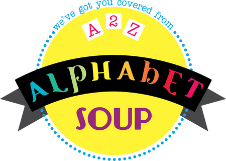 Alphabet Soup Designs