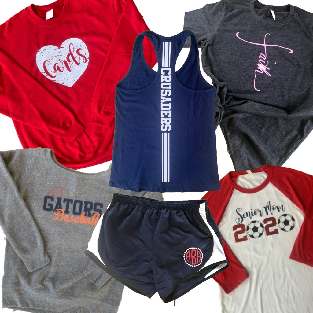 Design Your Own Personalized Apparel