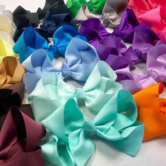 Hair Bow Collection