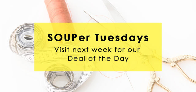 Souper Tuesday Deal of the Day