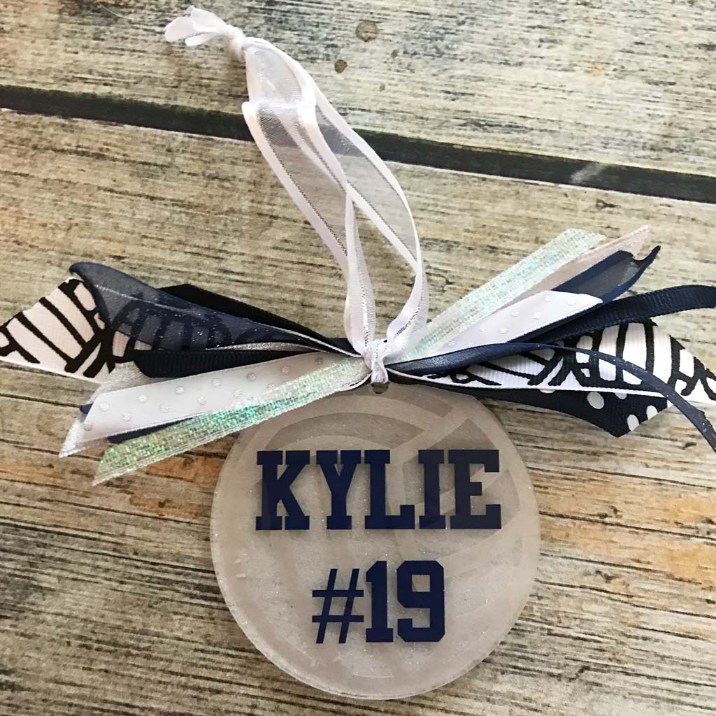 Personalized Acrylic Ornaments