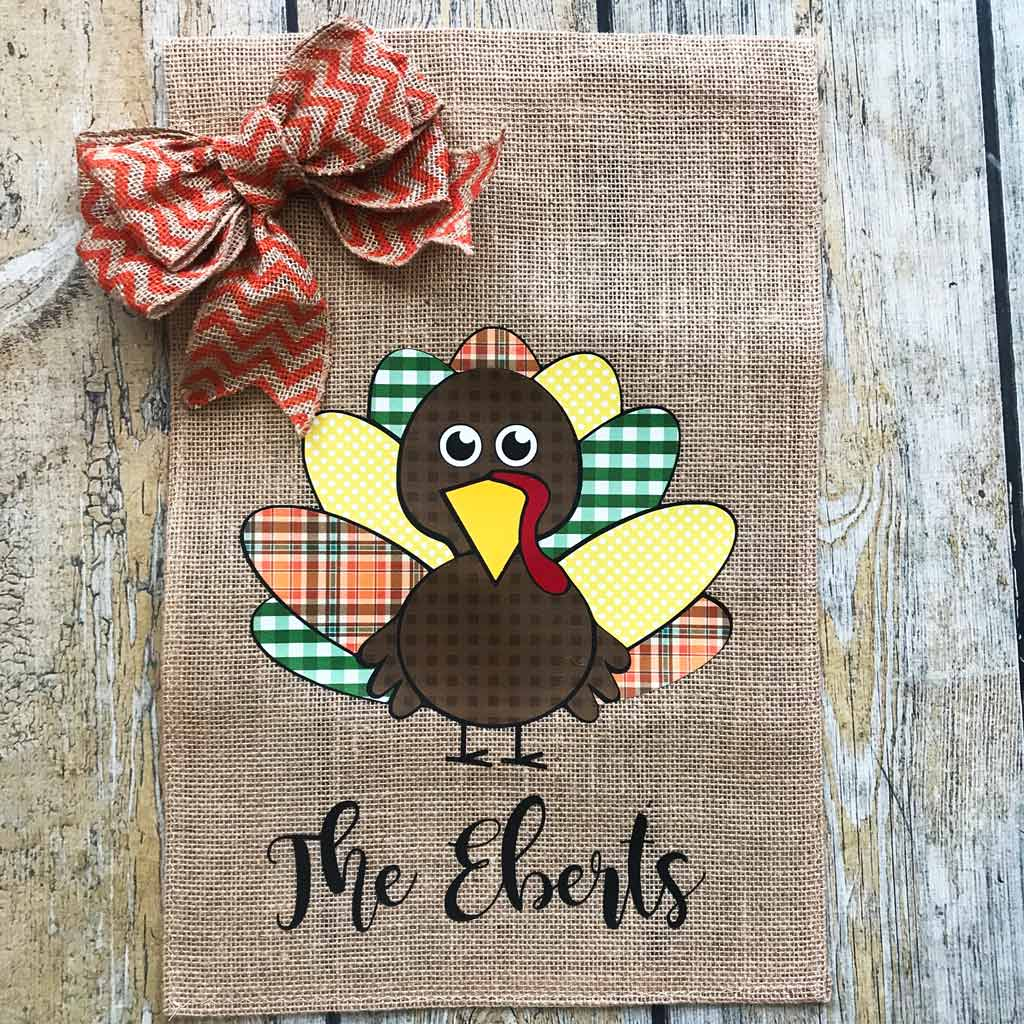 Personalized Thanksgiving Items