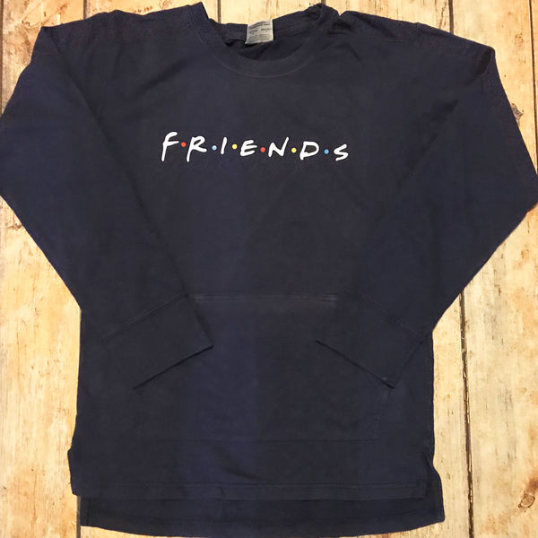 Friends Vinyl Design Shirt
