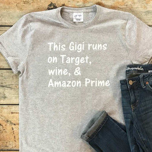 This Gigi Vinyl Design Shirt