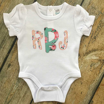 Baby Bodysuit Personalized