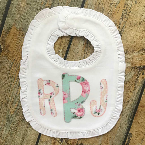Baby Bib Personalized