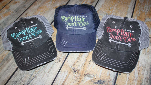 Sample Trucker Hat Colors