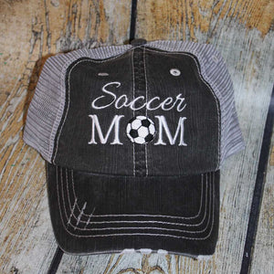 Soccer Mom Trucker Hat