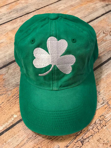 St Pat's Day Shamrock Hat