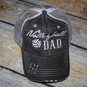 Volleyball Dad Hat