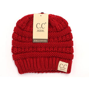 Embroidered Baby Classic Beanie