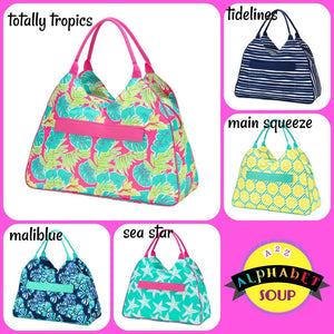 Embroidered Beach Bag Collection