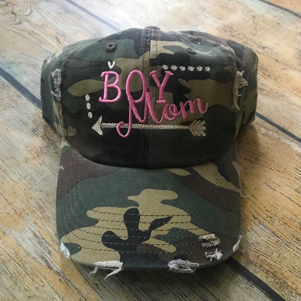Boy Mom Hat