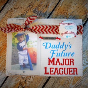 Daddy's Future Major Leaguer Frame