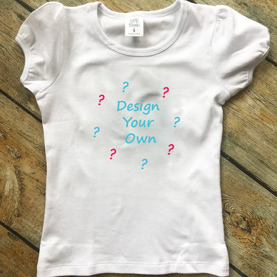 Design Your Own Birthday Shirt