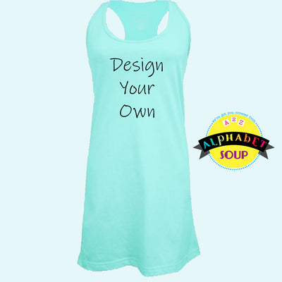 Design Your Own Coverup