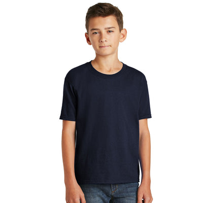Personalized Youth Short Sleeve Tee - Navy