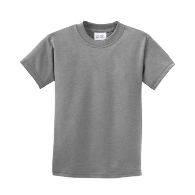 Personalized Youth Short Sleeve Tee - Grey
